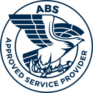 Approved Service Provider seal/stamp (REPLACES SERVICE PROVIDER TO MANUFACTURERS)